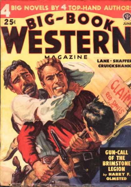 Big-Book Western Magazine - 6/1949