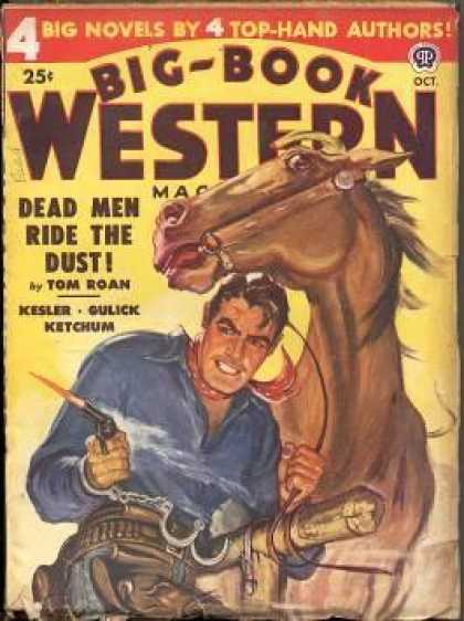 Big-Book Western Magazine - 10/1949