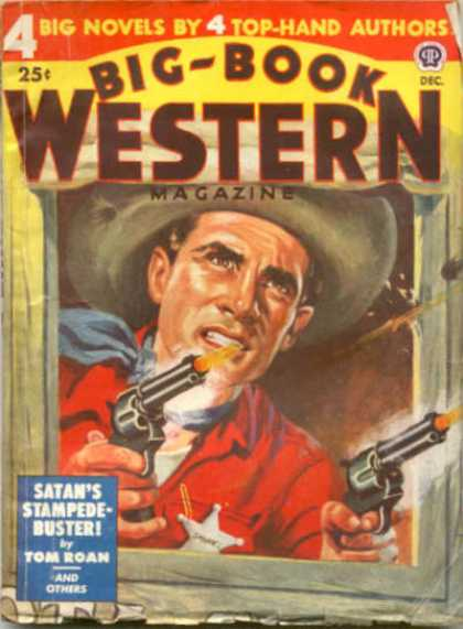 Big-Book Western Magazine - 12/1949