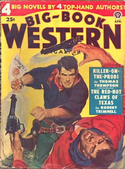 Big-Book Western Magazine - 4/1950