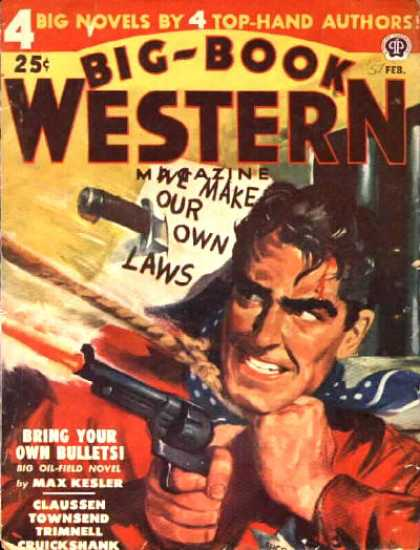 Big-Book Western Magazine - 2/1951