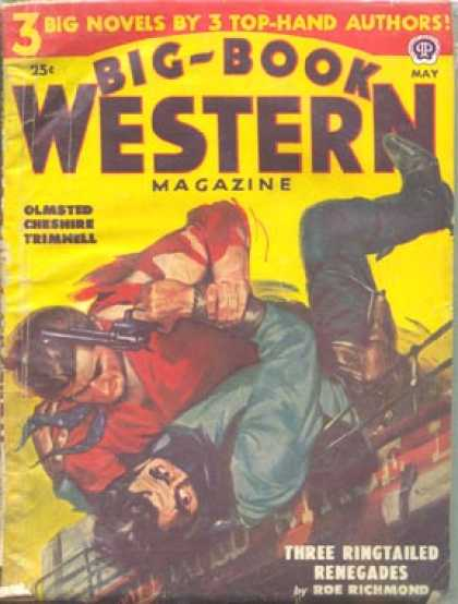Big-Book Western Magazine - 5/1951