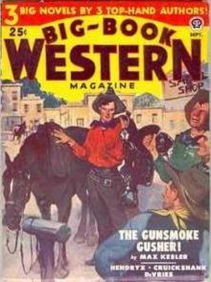 Big-Book Western Magazine - 9/1951
