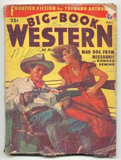 Big-Book Western Magazine - 11/1951