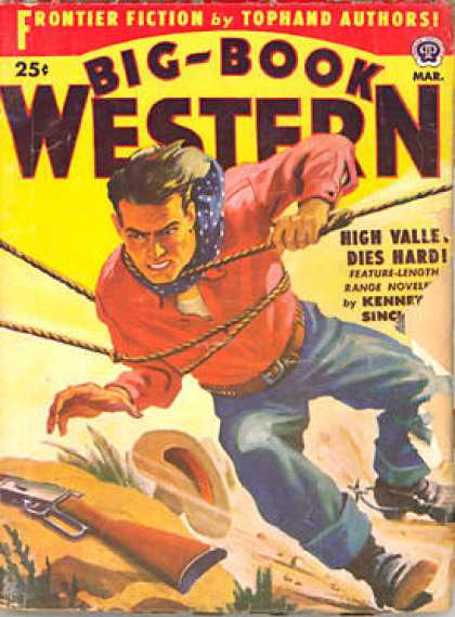 Big-Book Western Magazine - 3/1952