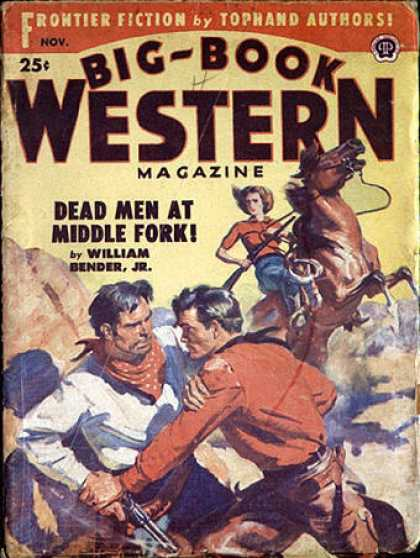 Big-Book Western Magazine - 11/1952