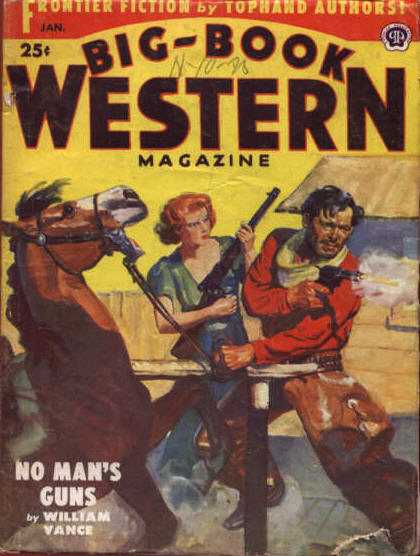 Big-Book Western Magazine - 1/1953