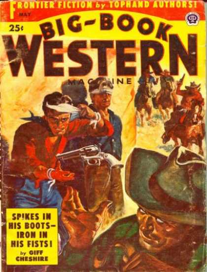 Big-Book Western Magazine - 5/1953