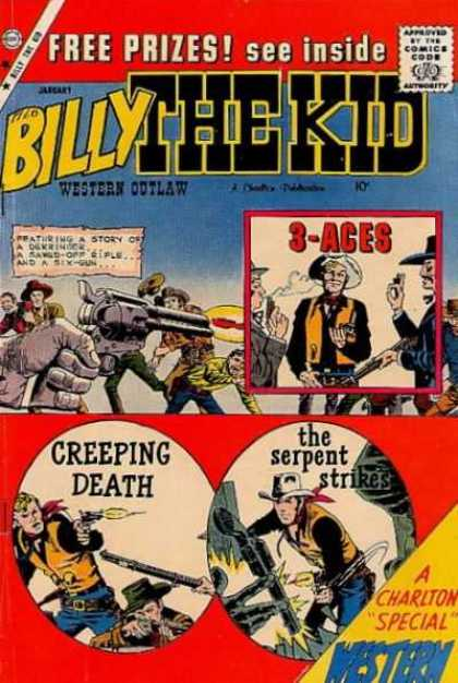Billy the Kid 20