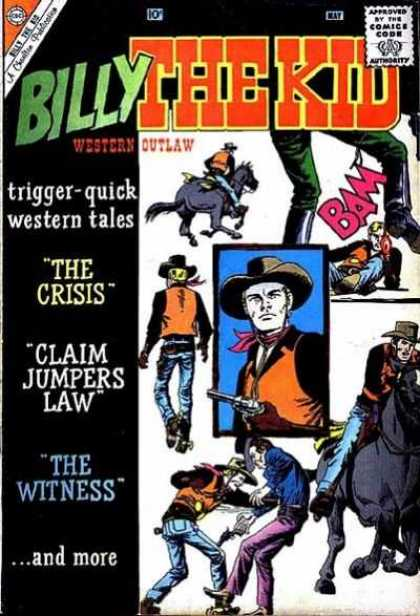 Billy the Kid 22