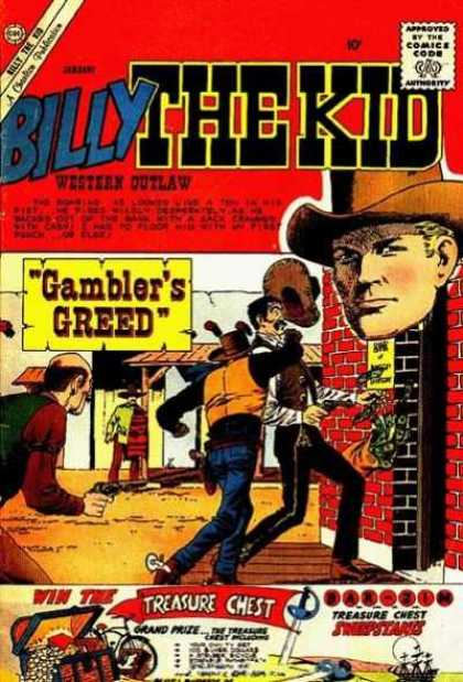 Billy the Kid 26