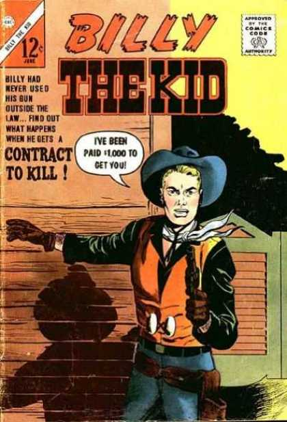 Billy the Kid 40