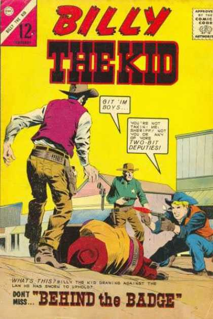 Billy the Kid 44