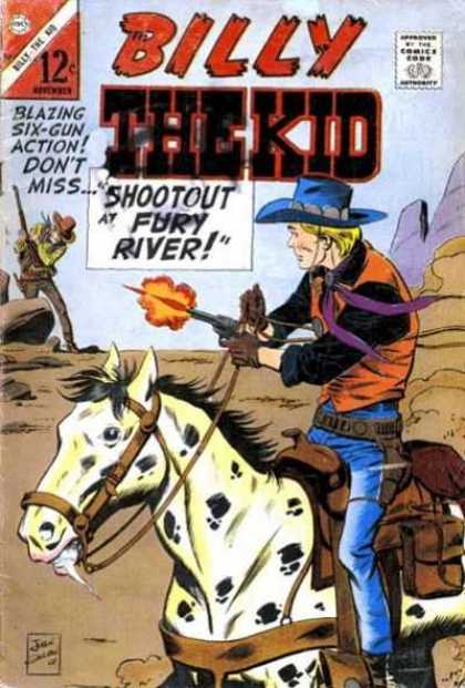 Billy the Kid 58