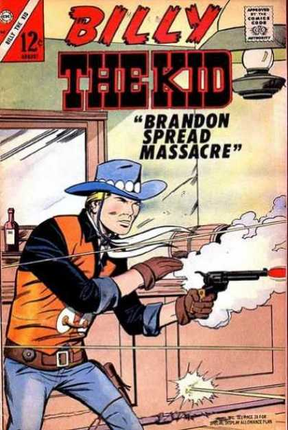 Billy the Kid 62
