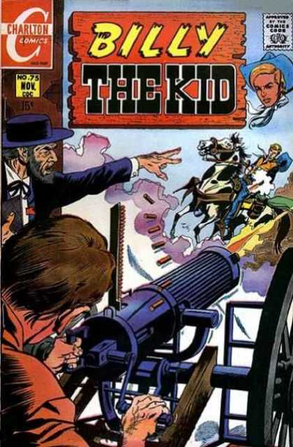 Billy the Kid 75