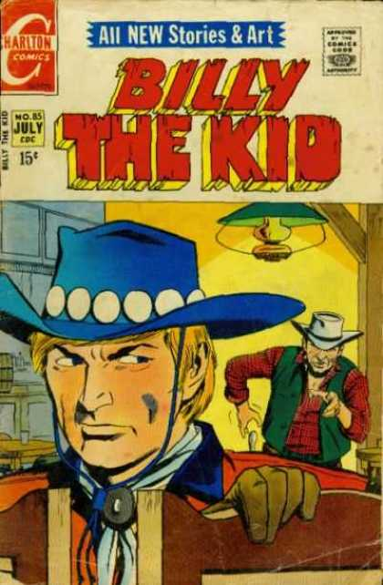 Billy the Kid 85
