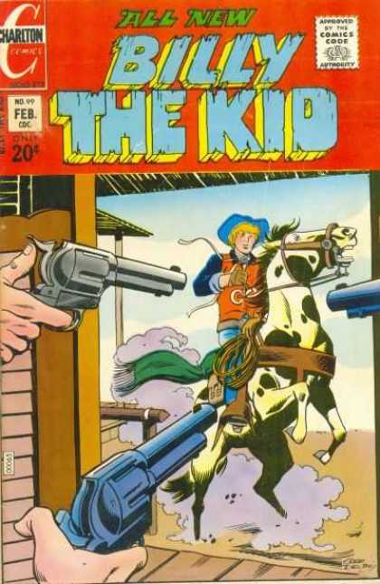Billy the Kid 99 - Bang Bang - Wild West - Return Of Billy - Shoot Em Up - Shoot Me If You Can