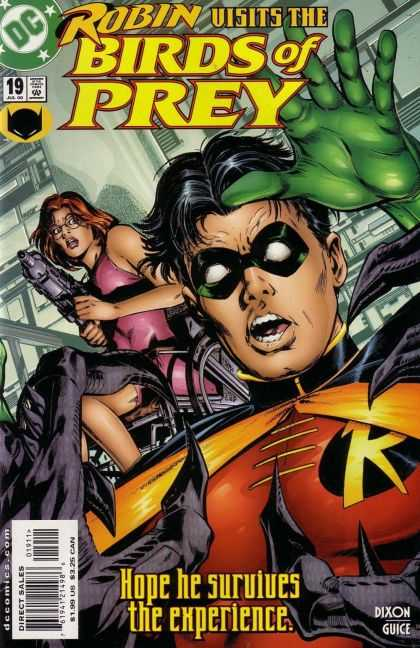 Birds of Prey 19