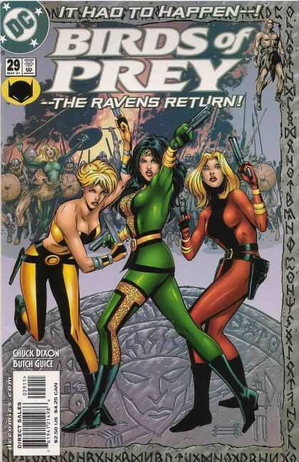 Birds of Prey 29 - It Had To Happen - The Ravens Return - 29 - Chuck Dixon - Butch Guice