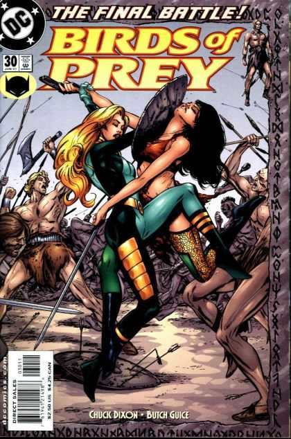 Birds of Prey 30
