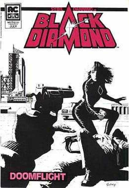 Black Diamond 2 - Paul Gulacy