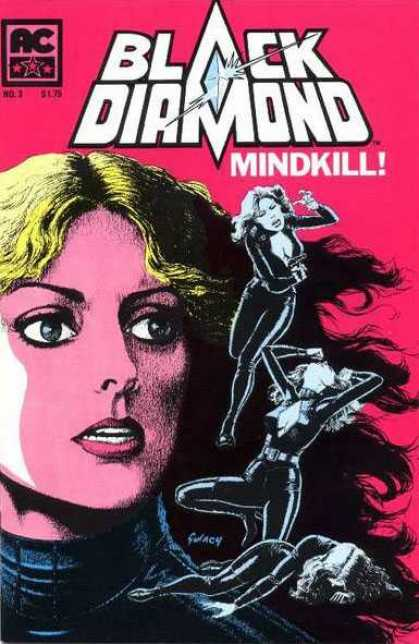 Black Diamond 3 - Paul Gulacy