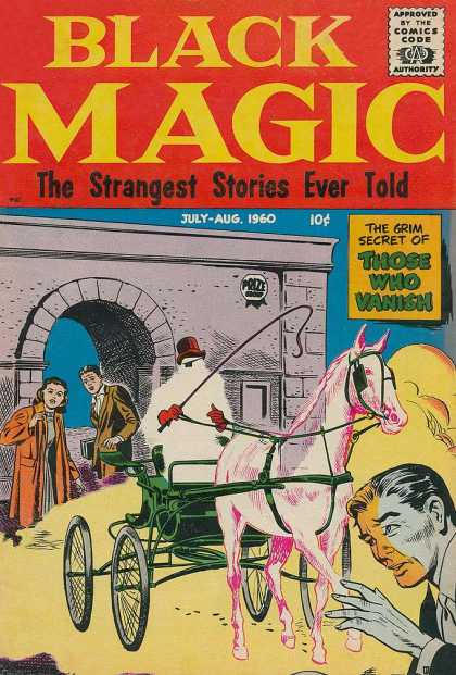 Black Magic 42 - Those Who Vanish - Ghost - Horse - Whip - Strangest Stories
