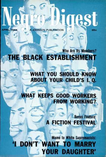 Black World - April 1964