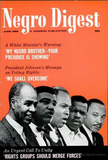 Black World - June 1965