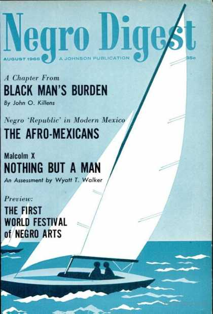 Black World - August 1965