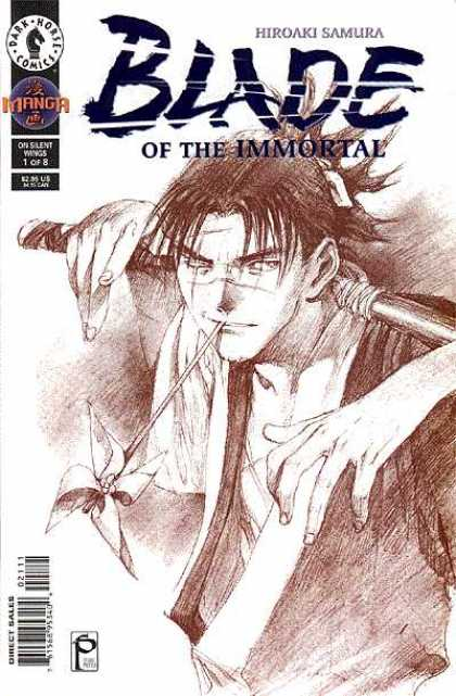 Blade of the Immortal 21
