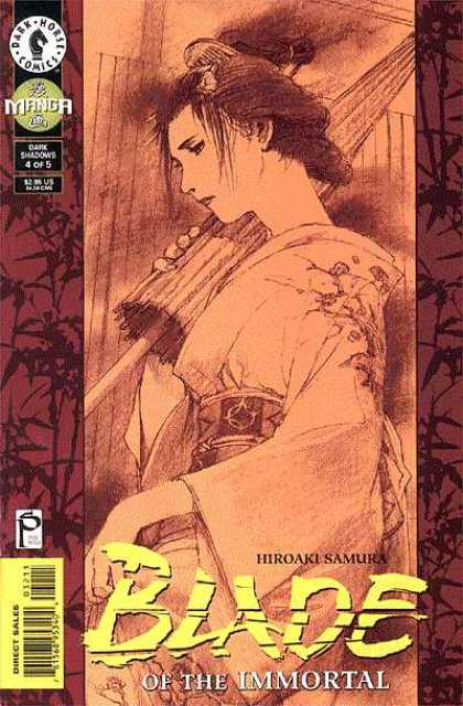 Blade of the Immortal 32