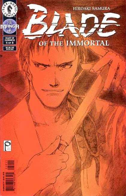 Blade of the Immortal 39