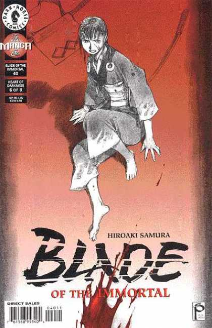 Blade of the Immortal 40