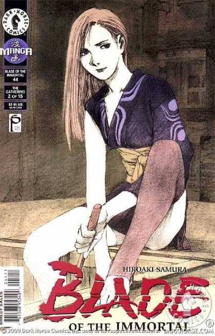 Blade of the Immortal 44