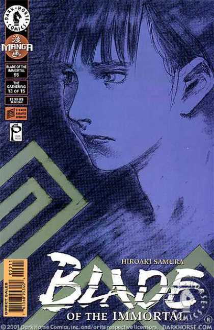 Blade of the Immortal 55