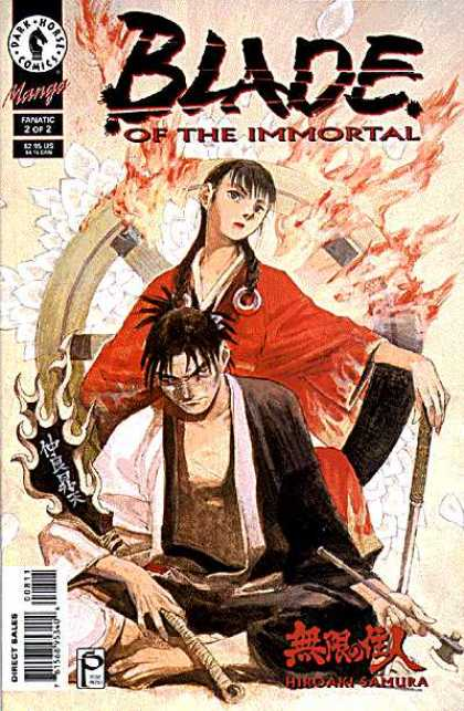 Blade of the Immortal 8
