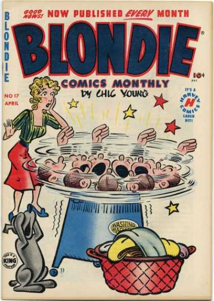 Blondie Comics Monthly 2