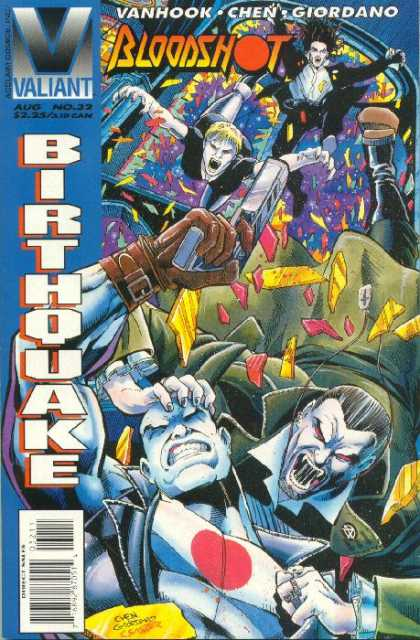 Bloodshot 32 - Dick Giordano, Sean Chen