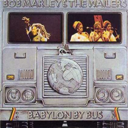 Bob Marley - Bob Marley & The Wailers Babylon By Bus