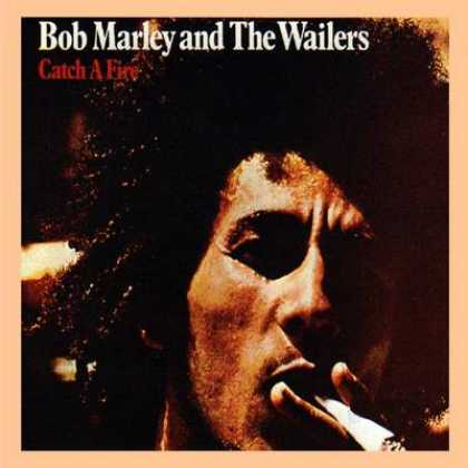 Bob Marley - Bob Marley & The Wailers Catch A Fire