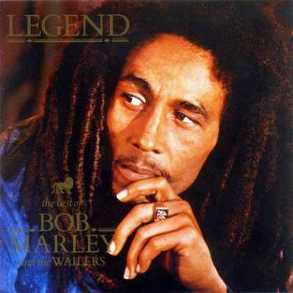 Bob Marley - Bob Marley & The Wailers - Legend