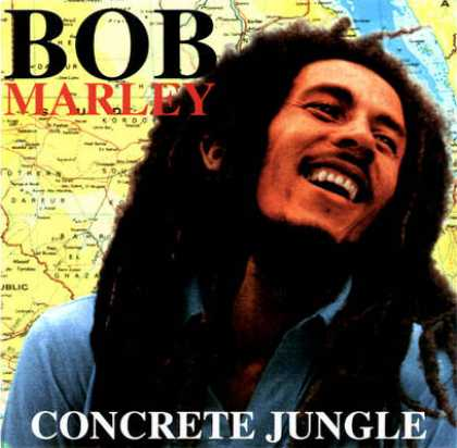 Bob Marley - Bob Marley - Concrete Jungle