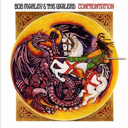 Bob Marley - Bob Marley & The Wailers Confrontation