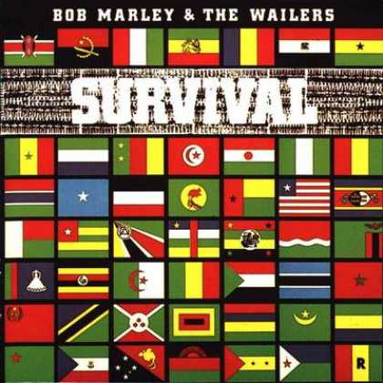 Bob Marley - Bob Marley & The Wailers Survival
