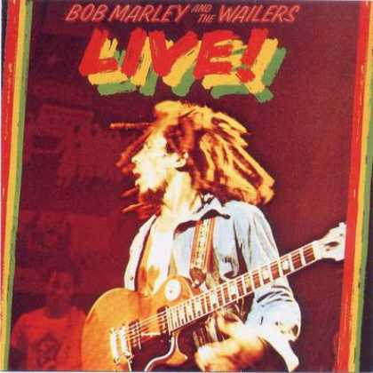 Bob Marley - Bob Marley & The Wailers Live At The Lyceum