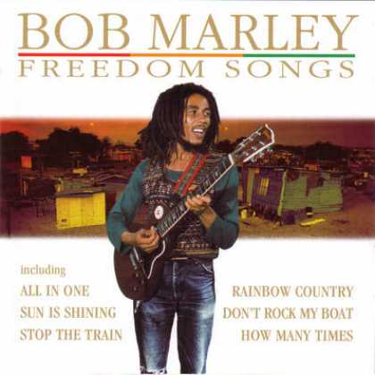 Bob Marley - Bob Marley - Freedom Songs
