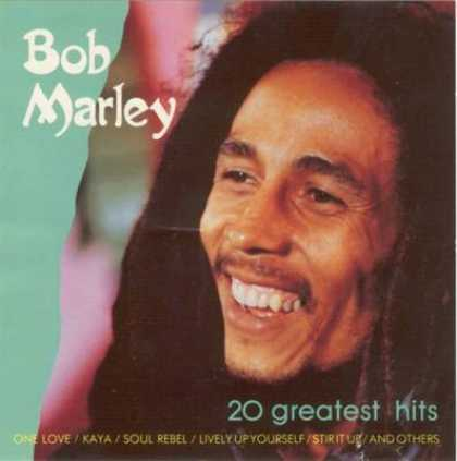 Bob Marley - Bob Marley Greatest Hits