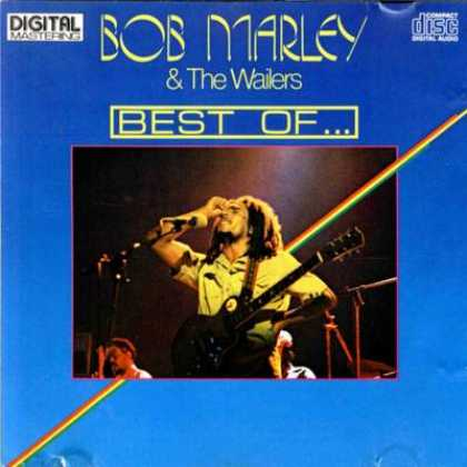 Bob Marley - Bob Marley & The Wailers The Best Of